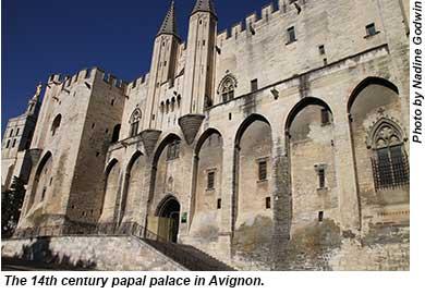 Provence-Pope palace