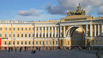 St. Petersburg - Palace Square