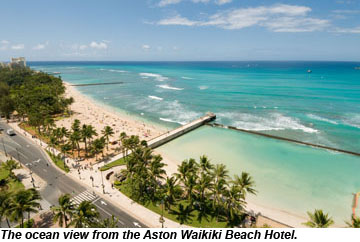 Aston Waikiki Beach Vuew Expanding Select Premium Views Program Travel Weekly