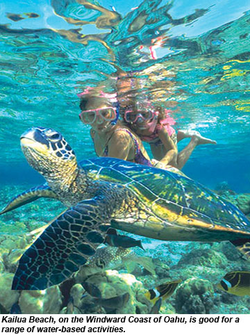Oahu Offers Ample Diversions For A Family Trip Travel Weekly