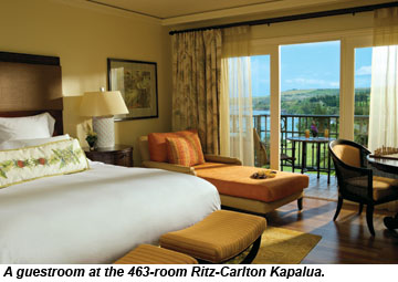 Ritz-Carlton Kapalua room