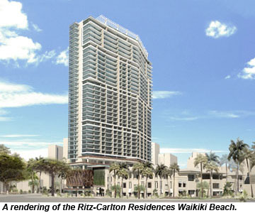 Ritz-Carlton Residences Waikiki Beach