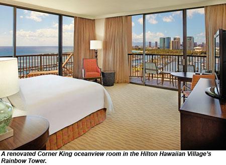 Hilton Hawaiian Village Refurb Spans Spectrum Travel Weekly
