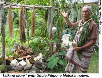 Molokai Talking Story