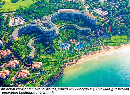 Aquatic Activities More At Grand Wailea Resort Travel Weekly