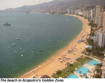 Acapulco Golden Zone