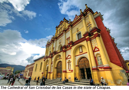 Cathedral of San Cristobal de las Casas