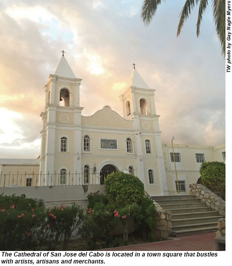 Cathedral of San Jose del Cabo