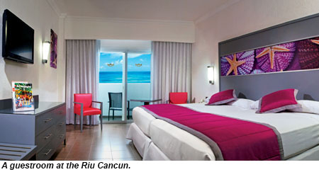Riu Reopens Renovated Cancun Hotel Travel Weekly