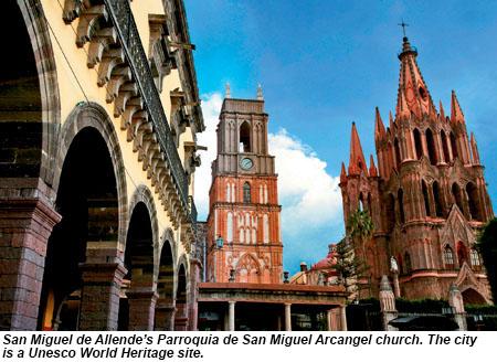 Parroquia de San Miguel Arcangel Church
