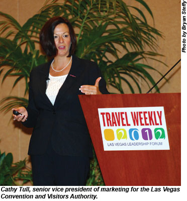 2012 Las Vegas Leadership Forum Cathy Tull