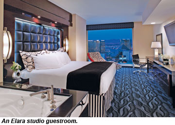 Elara Las Vegas One Bedroom Suite Floor Plan Carpet Vidalondon