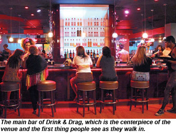 Drink and Drag Bar