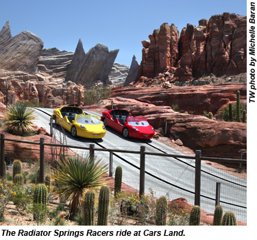 Cars Land RadiatorSprings