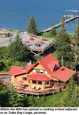 Tutka Bay Lodge