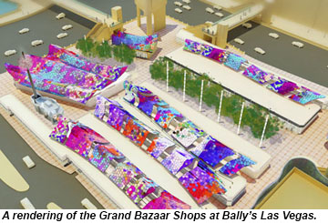 Grand Bazaar Shops rendering