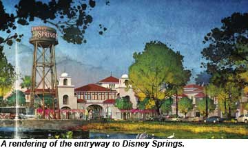 DisneySprings-entryway-render