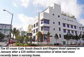 Gale Miami This Off Beach Niche Is One That Other Upscale Developers Have Been Slow To Capitalize On