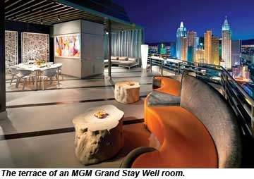 Clean Living At Mgm Grand Rooms Travel Weekly