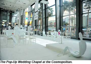 Pop Up Wedding Chapel
