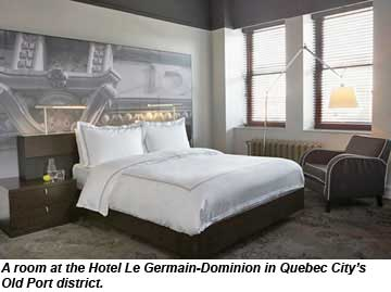 Quebec Hotel Le Germain-Dominion