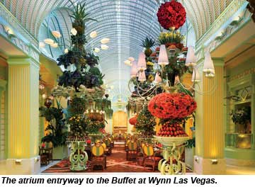 Wynn Las Vegas The Buffet