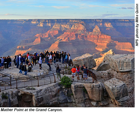 Mather Point - Grand Canyon