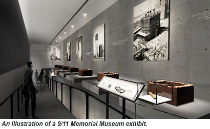 9/11 Memorial Museum to Open May 21