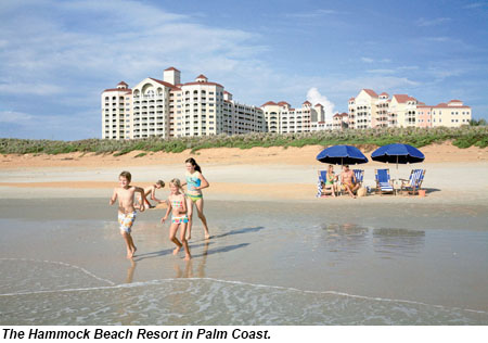 Hammock Beach Resort, Palm Coast, Florida