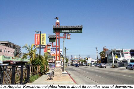 Koreatown Undergoes A Rebirth Travel Weekly