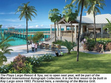 Playa Largo Resort And Spa Marina Grill Rendering