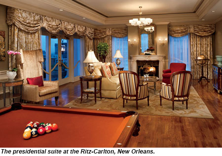 Upscale New Orleans hotels roll out renovations: Travel Weekly