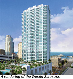 Starwood Breaks Ground For First Westin In Sarasota