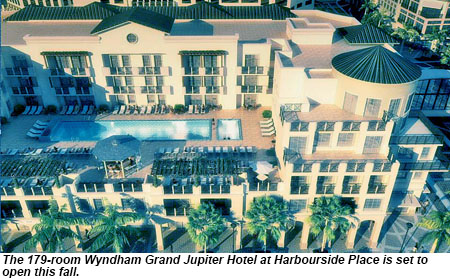 Wyndham Grand Jupiter At Center Of City Revitalization Efforts Travel Weekly