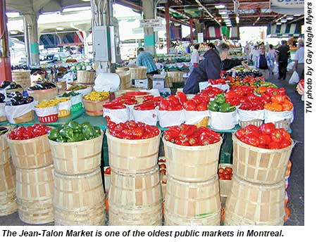 Montreal, Jean-Talon Market