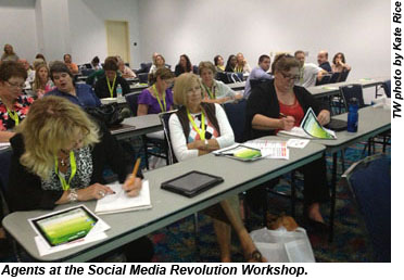 Social Media Revolution Workshop