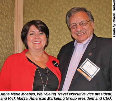 Anne Marie Moebes and Rick Mazza