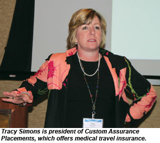Tracy Simons, Custom Assurance Placements