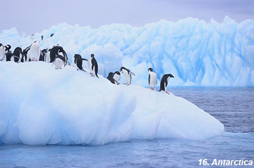 Bucket List Antarctica
