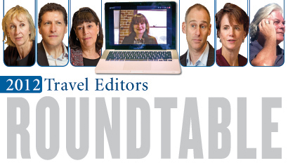 2012 Travel Editors Roundtable