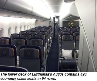 lufthansa unveils new first class on a380 39 s frankfurt jfk flight travel weekly. Black Bedroom Furniture Sets. Home Design Ideas