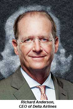 Richard Anderson, CEO, Delta