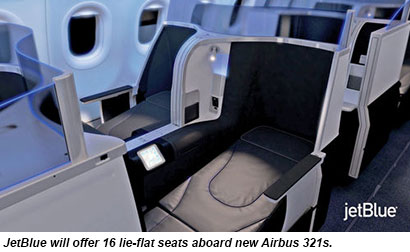 Jetblue Unveils Pricing For Mint Its New Premium Seating