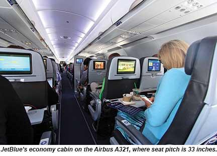 Leg Room Jet Blue Economy