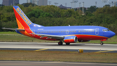 Southwest Airlines Flight Reservations