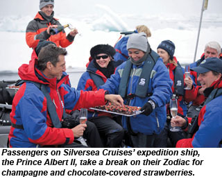 Prince Albert II expedition cruise