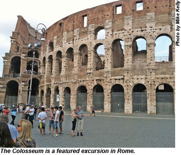 COLISEUM excursion