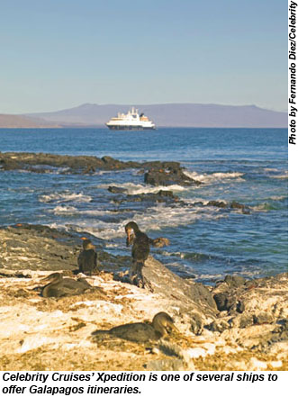 Celebrity Xpedition, Galapagos