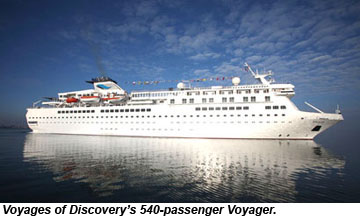 Voyages Of Discovery Voyager
