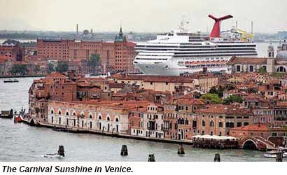 Carnival Sunshine Metamorphosis Was Ambitious And Complicated Travel Weekly